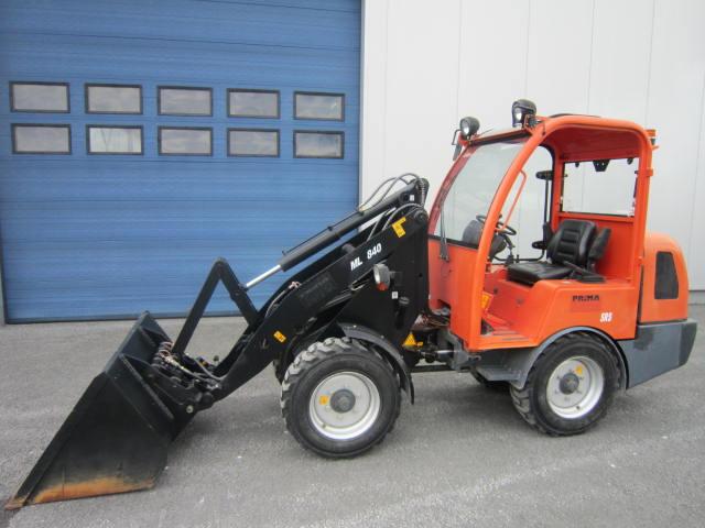 Hoflader Toyo ML 840